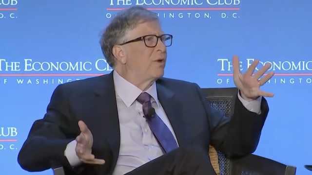 比尔盖茨大赞自己投资的人造肉行业