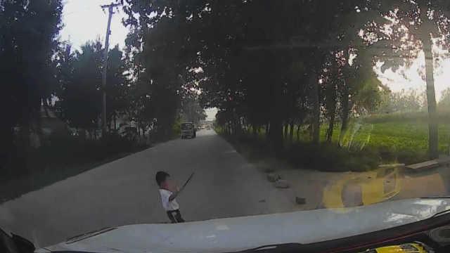 3岁娃过马路被撞,外婆负次要责任