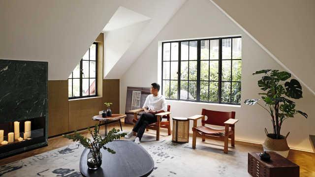 上海最后一代名媛住宅改造