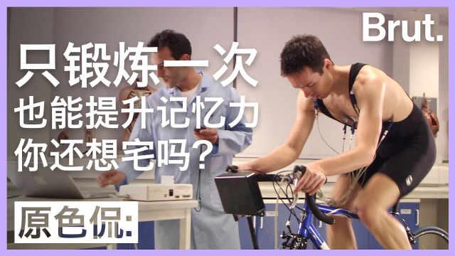 最新研究:运动一次也能提升记忆力