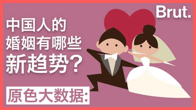 中国人的婚姻,有哪些新趋势?
