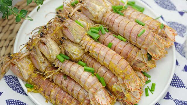 皮皮虾最好吃的做法!鲜极了!