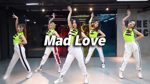 小姐姐SUE翻跳《Mad Love》